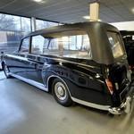 Rolls-Royce hearse
