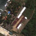 John McAfee's Location Yesterday (2012-12-03) (Google Maps)