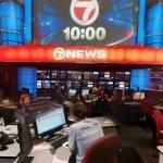 Channel 7 News Room