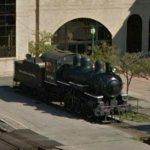 New York Central RR #6721 (StreetView)