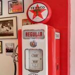 Vintage Texaco gas pump (StreetView)