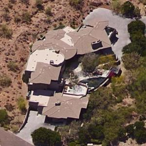 Michael Bidwill's House (Google Maps)