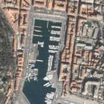 Port of Nice (Google Maps)