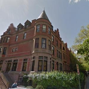 """The Royal Tenenbaums"" movie location (StreetView)"
