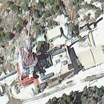 Sandia Crest Tower Site (Google Maps)