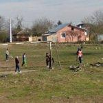 Kids playing soccer (StreetView)