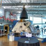 Apollo 7 Command Module (StreetView)