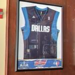 Dallas Mavericks jersey (StreetView)