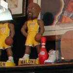 Karl Malone bobble-head
