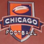 Chicago Football Budweiser standard