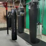 Punching bags (StreetView)