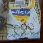 1998 Winter Olympics athlete shirt (StreetView)