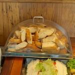 Oriental bread