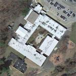 Deadly shooting at Sandy Hook Elementary School (Google Maps)