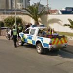 Police in Gibraltar