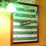 Celtic Glasgow jersey