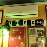Scarf of Tottenham Hotspur F.C.