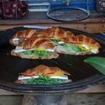 Swedish Brie sandwich