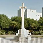 Gibraltar Cross of Sacrifice (StreetView)