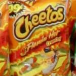 Flamin' Hot Crunchy Cheetos