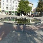 Fountain in Plovdiv (StreetView)