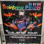 Rainbow Power Galaktik Tour