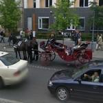 Berlin tourist carriage (StreetView)