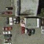 Pink 'Toe' Truck (Google Maps)