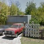 Barney Smith's Toilet Seat Art Museum (StreetView)