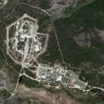 Mobile ICBM complex