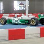 Paul Tracy's race car