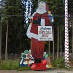 Welcome to Santa Claus House