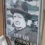 "Winston Churchill ""Let Us Go Forward Together"""