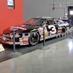 Dale Earnhardt Sr's car