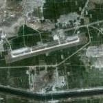 Military airfield