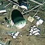 Radar-EW site