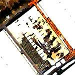 Bombed Warehouse in Baghdad (Google Maps)
