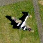 British Wellington Bomber (Google Maps)