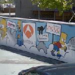Grupo Antena 3 mural