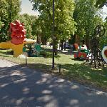 The Fantastic Paradise by Niki de Saint Phalle and Jean Tinguely (StreetView)
