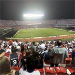 São Paulo FC game