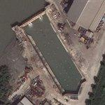 Dry dock (Google Maps)