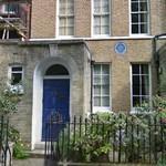 John Constable's former house