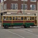 Classic streetcar (StreetView)