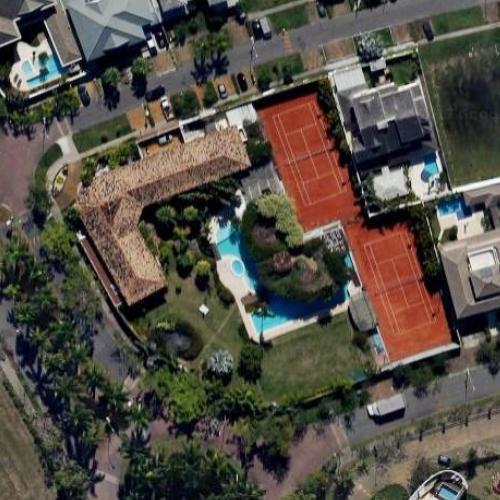 Ronaldinhos House In Rio De Janeiro Brazil Google Maps