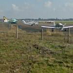 Cranfield Airport (formerly RAF Cranfield) (StreetView)