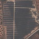 Beneixama photovoltaic power plant (Google Maps)