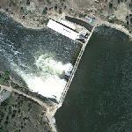 Hauser Dam