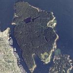 Newcastle island Marine Park
