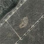 King Mountain Wind Farm (Google Maps)